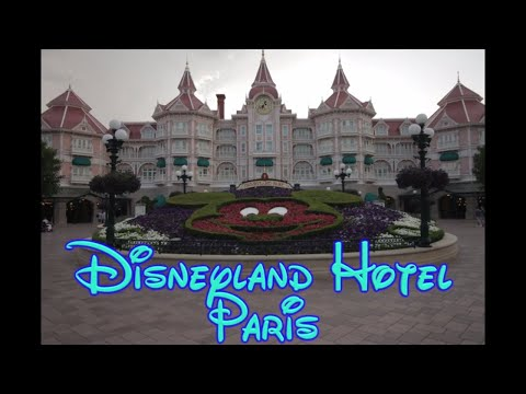 Disneyland Hotel Paris where it rains in your room  Review
