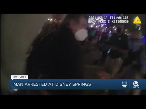 Louisiana-man-arrested-after-refusing-temperature-check-during-15K-Disney-trip