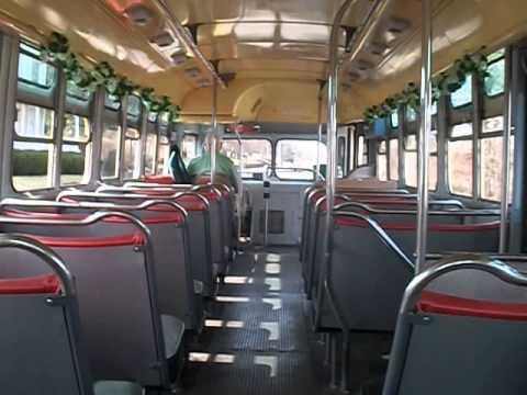CC&T 1958 GMC TDH-3714 Old Look Transit Bus (Ex-Roanoke ...