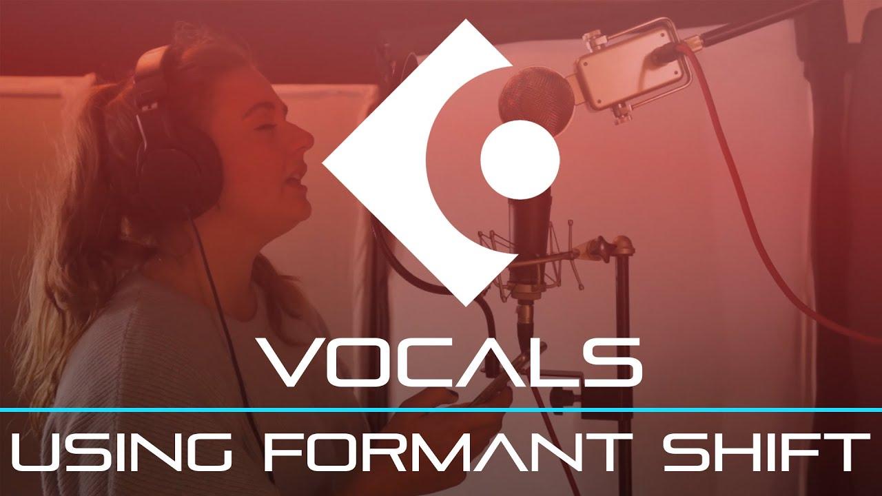 Cubase 10 Recording & Mixing Vocals