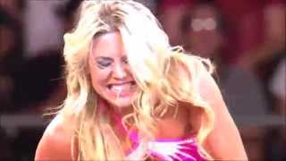 TNA Taryn Terrell Titantron 2015 Hot Mess - Christy Hemme