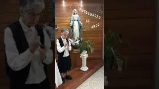 Video 22 - Bibliathon Introducción a la 2ª parte (A) con lengua de signos (Hermana Elena)
