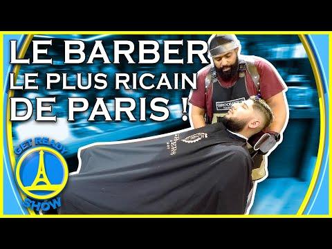 LE BARBER LE PLUS KAINRY DE PARIS ? - GET READY SHOW #99