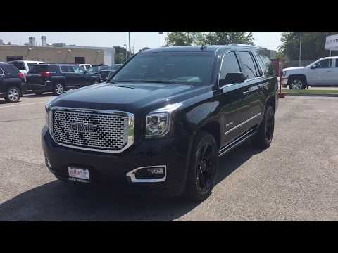 2017 GMC Yukon Denali Head Up Display Retract Running Boards Oshawa ON Stock 170895