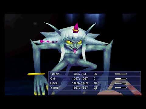 Final Fantasy IV (PC) #12 Dark Elf