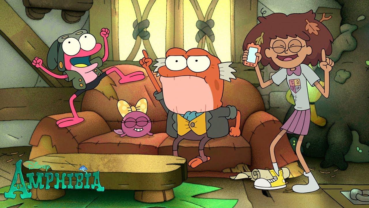 Official Trailer 🎥 | Amphibia | Disney Channel