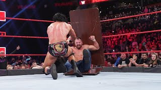 Ups & Downs From WWE RAW (MAR 25)
