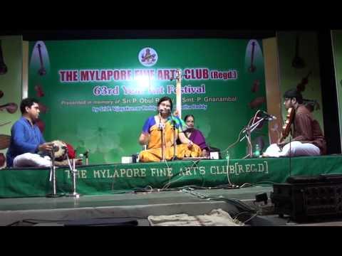 Amrutha Venkatesh -Margazhi Thingal - Andal Tiruppavai