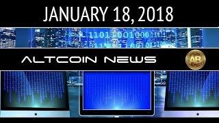 Altcoin News - Cryptocurrency Market Crash, Ripple, Crypto Market Bounce, Alibaba, Ledger Wallet