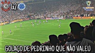 O GOLAÇO DA BANCADA DE PEDRINHO QUE O VAR ANULOU!