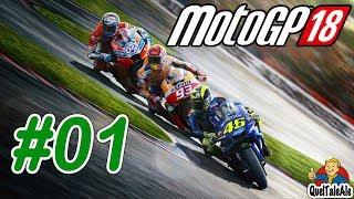 MotoGP 18 - Gameplay ITA - Carriera #01 - Si parte