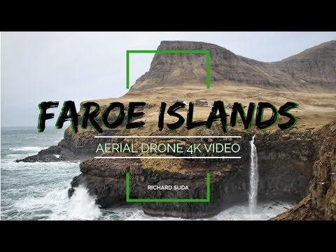 CRASHING MY DRONE IN THE FAROE ISLANDS