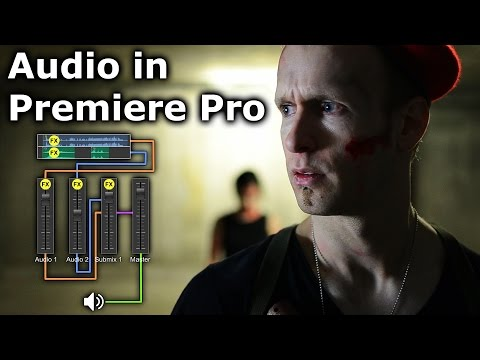Working with Audio in Adobe Premiere Pro