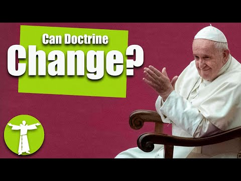 Can Church Doctrine Ever Change?
