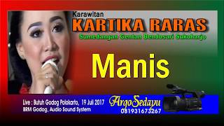 MANIS Cokek Dangdut Indonesia Kartika Raras Karawitan Sukoharjo