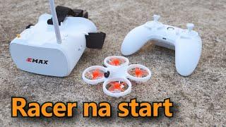 Tani racer dla początkujących – Dron EMAX Ez Pilot FPV