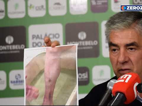 Presidente do Tondela afirma: «Enquanto o décimo golo não for marcado não acaba»