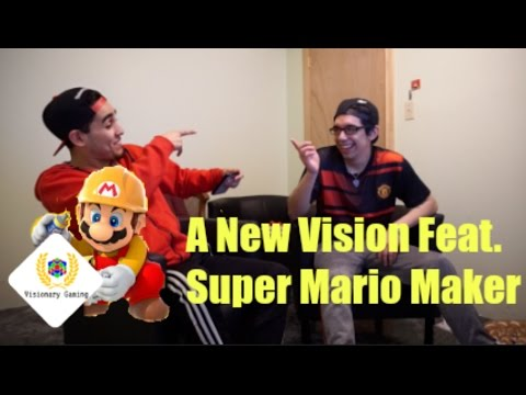 Visionary Productionz & Mario Maker