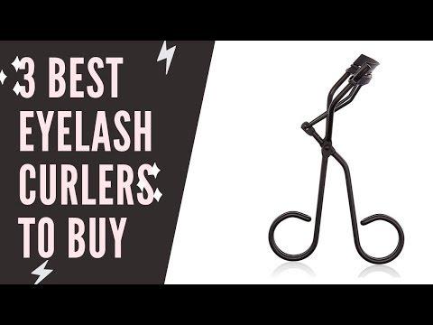 3 Best Eyelash Curlers To Buy On Amazon 2019