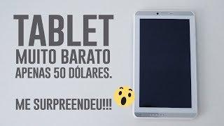 Review Tablet Super Barato - Só 50 dólares - Atende muito bem as expectativas!