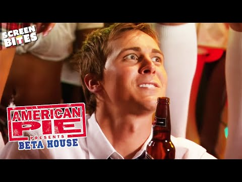 American Pie Presents Beta House  What do we have to do to become Betas?  HD VIDEO