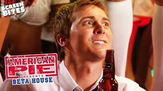 American Pie Presents Beta House - What do we have to do to become Betas? OFFICIAL HD VIDEO