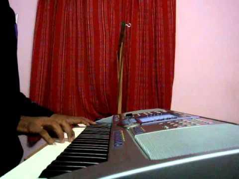 Aayirathil Oruvan maalai neram piano cover by Naveen Selva