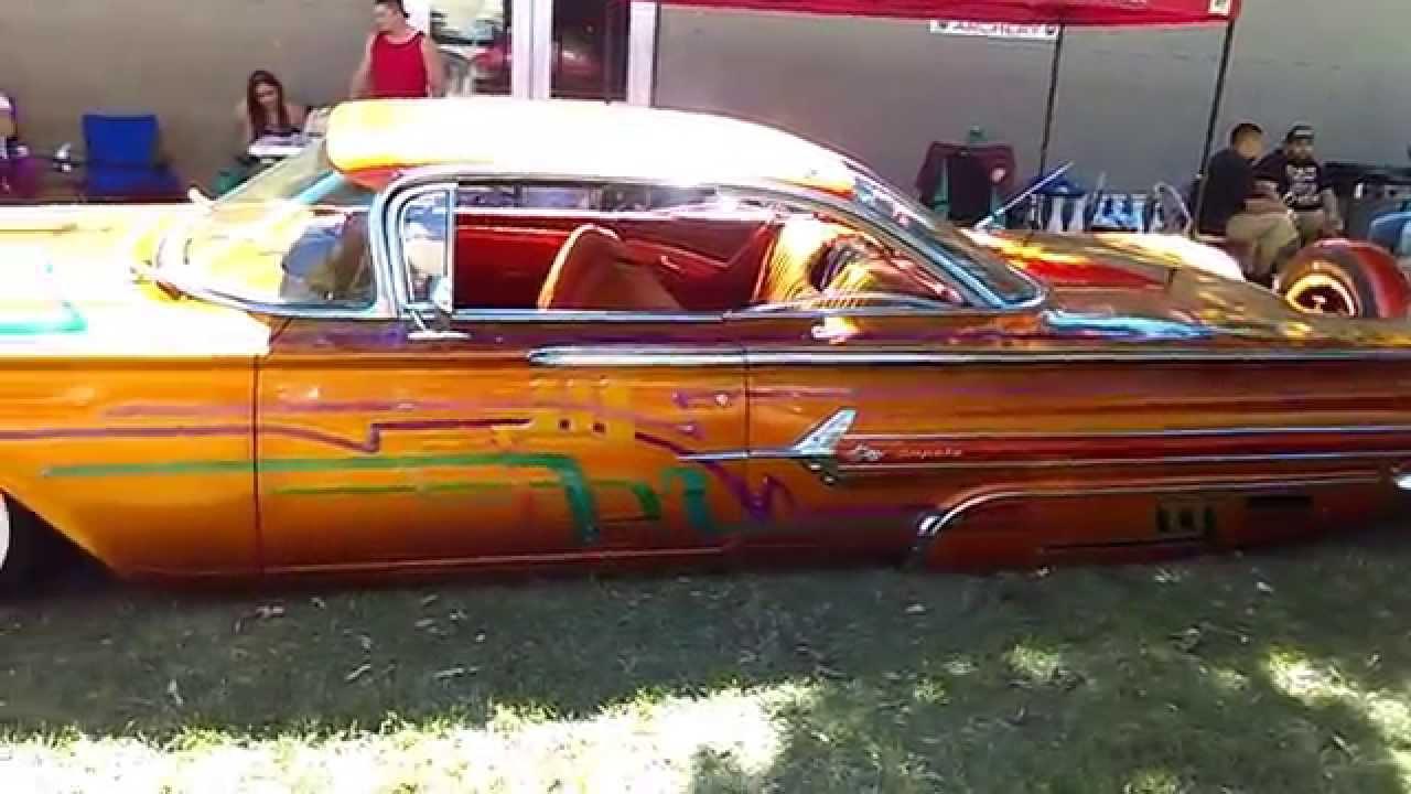 1960 Chevy Impala Lowrider Stockton Impala's Magazine Car ...