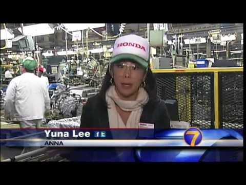 Honda Plant Adding Jobs Anna Ohio