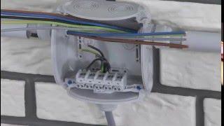 Innovative Klemmentechnik / Innovative terminal technology