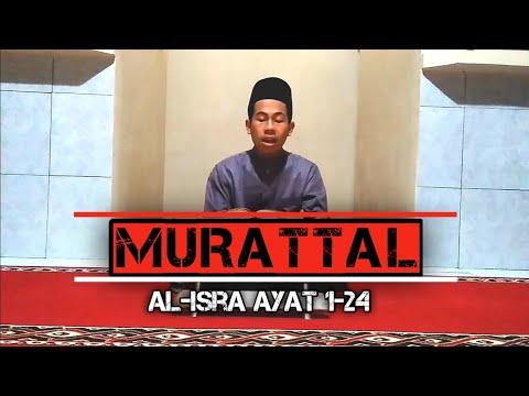 murattal-surah-al-isra-|-murattal-merdu-al-isra-tempo-cepat-|-bacaan-qur'an-al-isra-ahmad-hazril