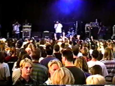 Deftones - live at Salt Air Pavilion, Salt Lake City, May 12th 1996 [PART 1]