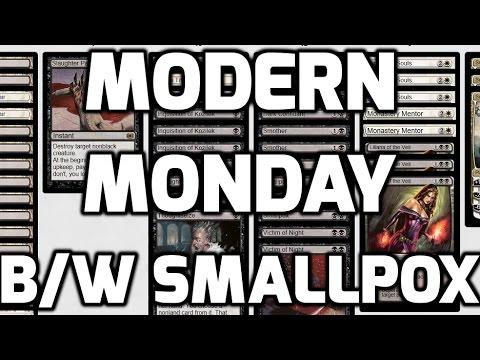 Modern Monday - BW Smallpox (Match 4)