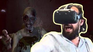 KORKMADIM Kİ!   HORDEZ - VR Korku Aksiyon Oyunu