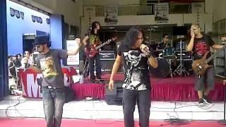 Rocker Kasarunk - Bisa Gila [Live @Yamaha Event, Cibinong - Bogor]