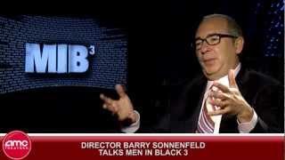Director Barry Sonnenfeld Talks Men In Black 3