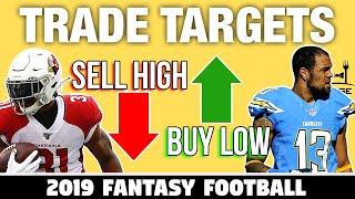 Week 8 Fantasy Football Trade Targets
