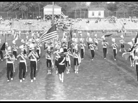 Classic Original Ol' Skool 1964 St. Rocco's Cadets Drum and Bugle Corps