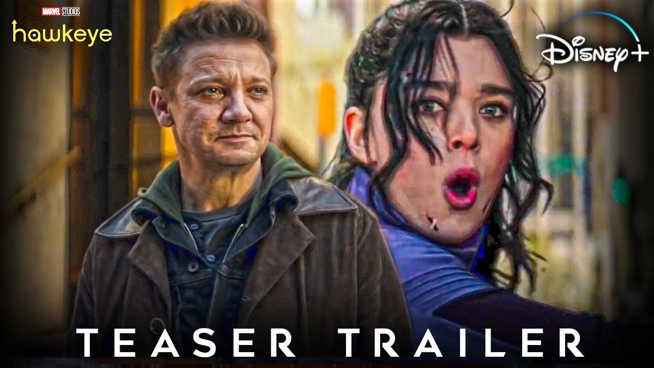 HAWKEYE Trailer Review   Disney+   Jeremy Renner, Hailee Steinfeld
