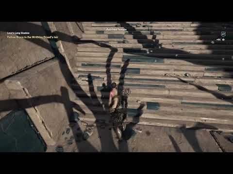 Assassin S Creed Odyssey Bryce Quest Bug Fix Youtube