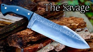 Knife Making - The Savage
