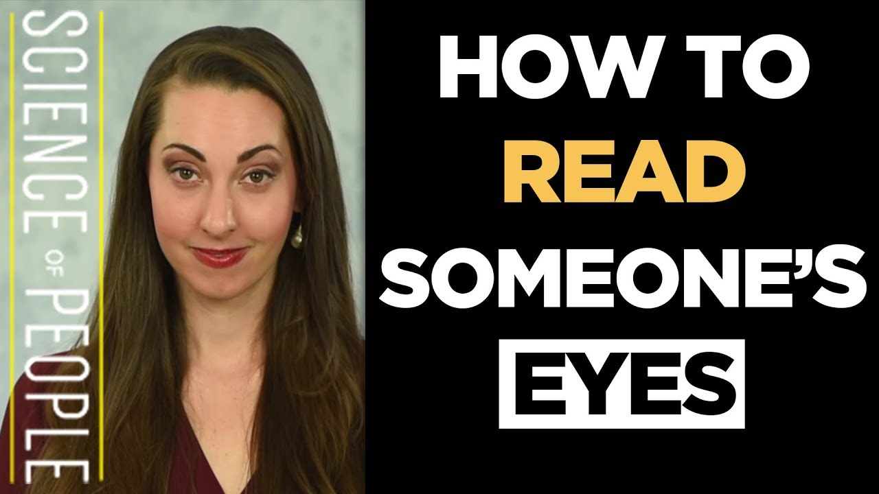 How to Read People Through Their Eye Movements and Uncover