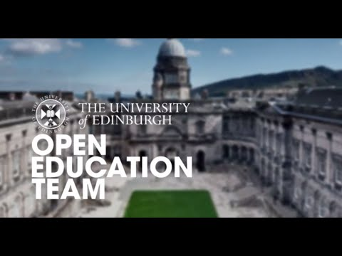 Open Education Team at The University of Edinburgh