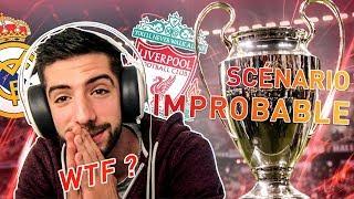 Mon MATCH le PLUS DINGUE sur FIFA18 ! - FINALE Ligue des Champions : Real Madrid - Liverpool