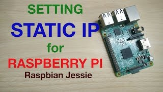 How to Set Static IP for Raspb…
