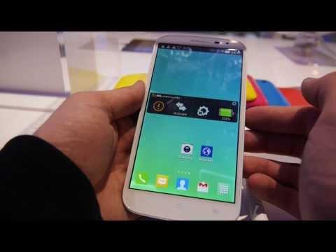 AlcatelOne Touch Pop S9 im Hands on [Deutsch]
