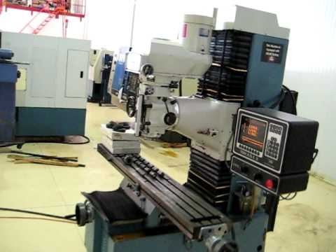 Cnc Mill For Sale >> TRAK DPM CNC Bed Mill For Sale from Midwest Machinery ...