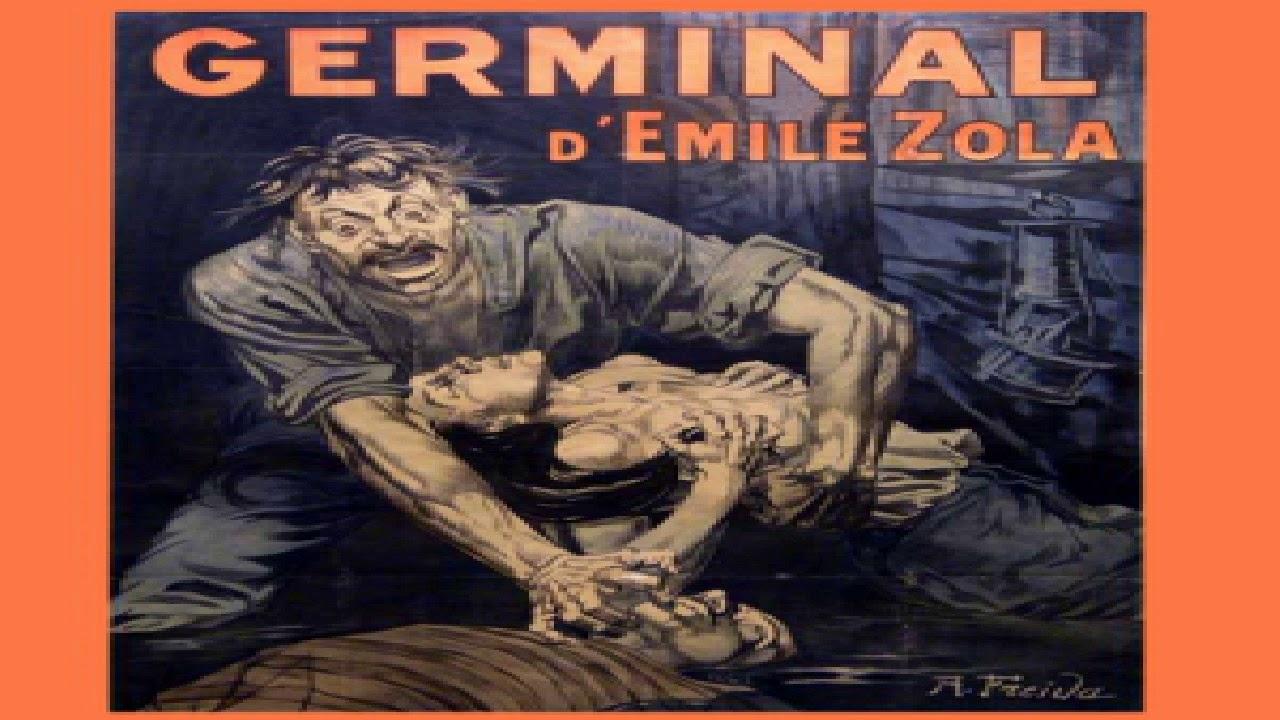 germinal Émile zola general fiction historical fiction