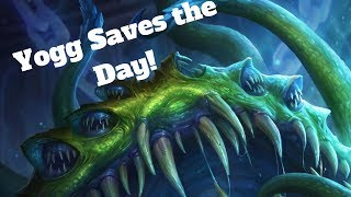 In Yogg-Saron We Trust! [Hearthstone Game of the Day]