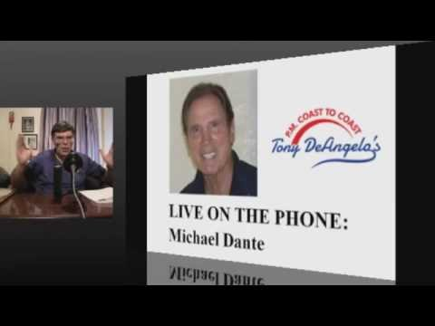"Michael Dante ""Tony De Angelo P.M. Coast to Coast"" Interview, 7/26/2015"